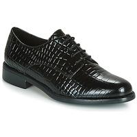 Zapatos Mujer Derbie André LOUKOUM Negro