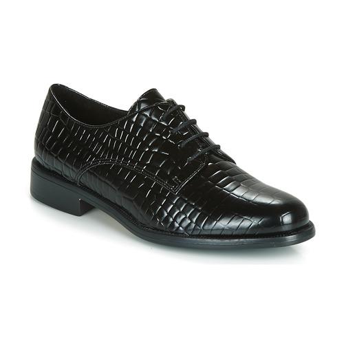 André LOUKOUM Negro - Envío gratis | ! - Zapatos Derbie Mujer