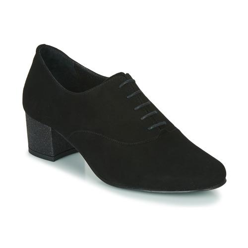 André CASSIDY Negro - Envío gratis | ! - Zapatos Derbie Mujer