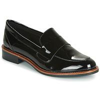 Zapatos Mujer Mocasín André LIBERO Negro