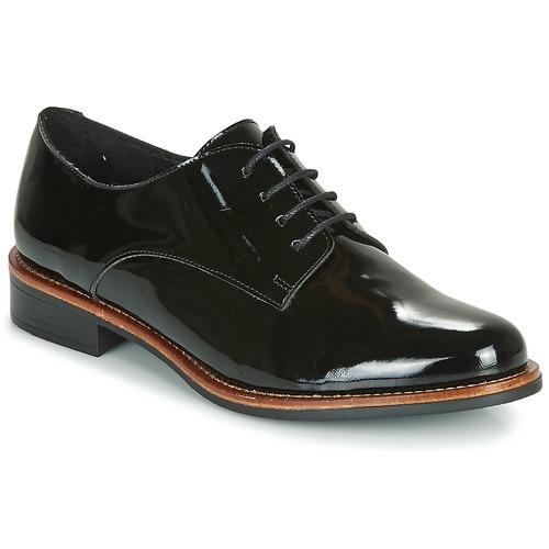 André LUCKY Negro - Envío gratis   ! - Zapatos Derbie Mujer