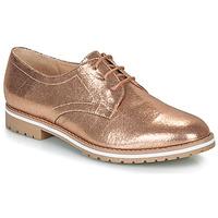 Zapatos Mujer Derbie André CICERON Dorado