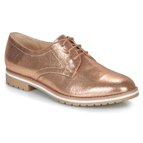 André CICERON Dorado - Envío gratis   ! - Zapatos Derbie Mujer