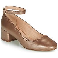 Zapatos Mujer Zapatos de tacón André LAUREATE Dorado