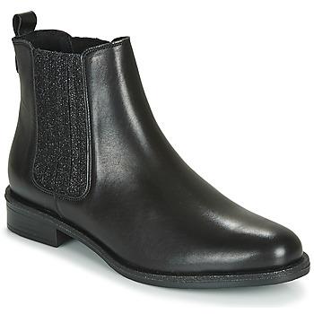 Zapatos Mujer Botas de caña baja André LETKISS Negro
