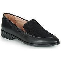 Zapatos Mujer Mocasín André NAY Negro