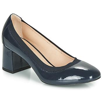 Zapatos Mujer Zapatos de tacón André LAYA Marino