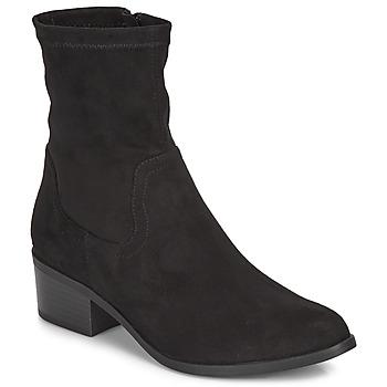 Zapatos Mujer Botas de caña baja André NITOUCHE Negro