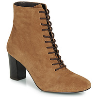 Zapatos Mujer Botines André MELUSINE Camel