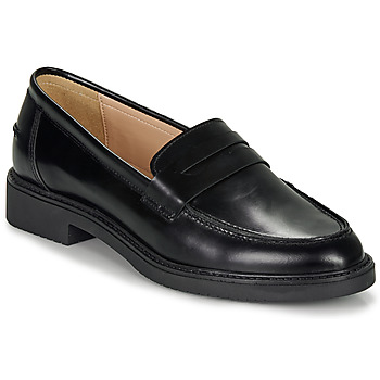 Zapatos Mujer Mocasín André NERE Negro