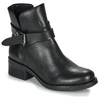 Zapatos Mujer Botas de caña baja André NELL Negro