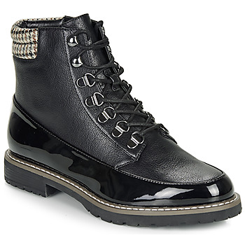 Zapatos Mujer Botas de caña baja André ELBROUZ Negro