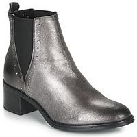 Zapatos Mujer Botas de caña baja André NEWBURY Plateado