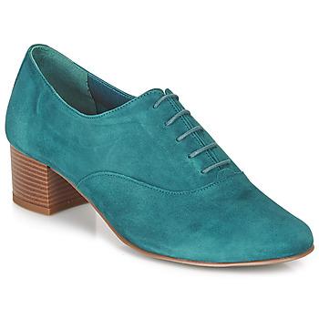 Zapatos Mujer Derbie André CASSIDY Azul