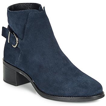 Zapatos Mujer Botines André MIRLITON Marino