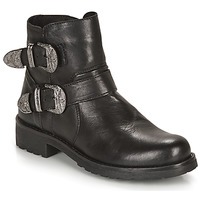 Zapatos Mujer Botas de caña baja André NORCROSS Negro