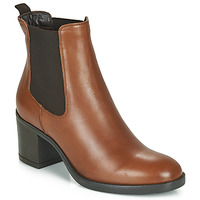 Zapatos Mujer Botines André MABELLE Cognac