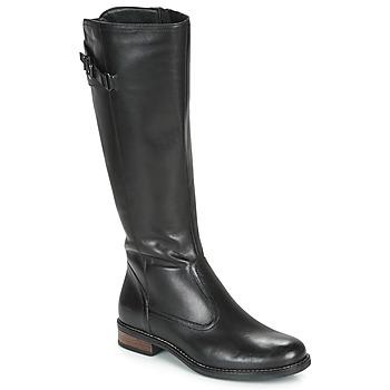 Zapatos Mujer Botas urbanas André MAPEL Negro