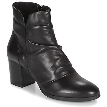 Zapatos Mujer Botines André EBENE Negro