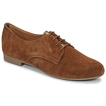 Zapatos Mujer Derbie André CAMARADE Ocre
