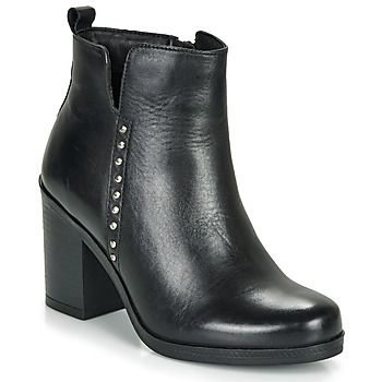 Zapatos Mujer Botines André NOURA Negro