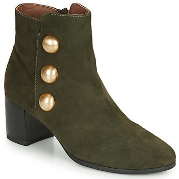 Zapatos Mujer Botines André NELLA Verde