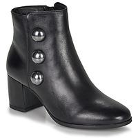 Zapatos Mujer Botines André NELLA Negro