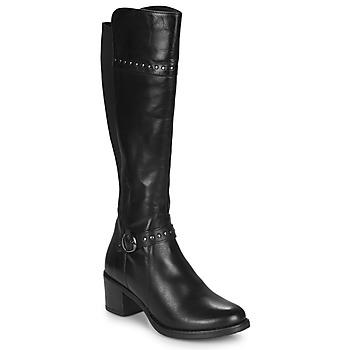 Zapatos Mujer Derbie André MANOU Negro