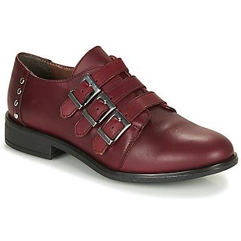 Zapatos Mujer Derbie & Richelieu André NOUMA Burdeo
