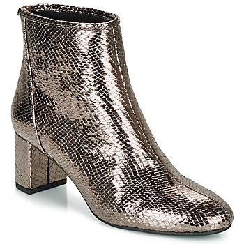 Zapatos Mujer Botines André LEADERSHIP Bronce