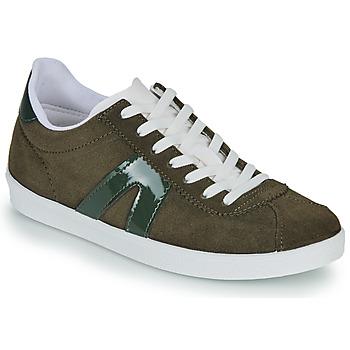 Zapatos Mujer Zapatillas bajas André SPRINTER Verde