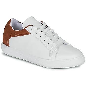 Zapatos Mujer Zapatillas bajas André BAILA Blanco