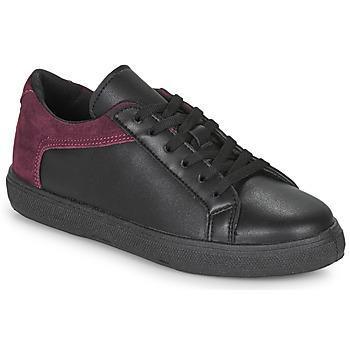 Zapatos Mujer Zapatillas bajas André BAILA Negro