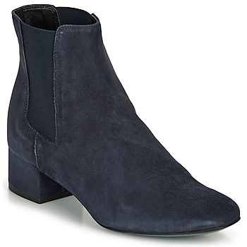 Zapatos Mujer Botas de caña baja André ECLAIRCIE Marino