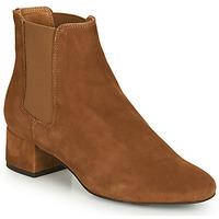 Zapatos Mujer Botas de caña baja André ECLAIRCIE Camel
