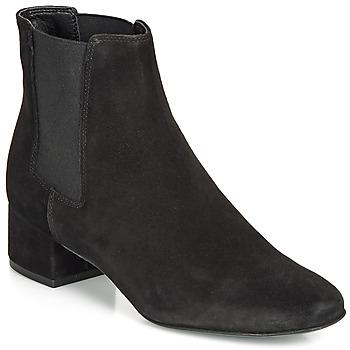 Zapatos Mujer Botas de caña baja André ECLAIRCIE Negro