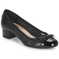 Zapatos Mujer Bailarinas-manoletinas André POEMINE Negro