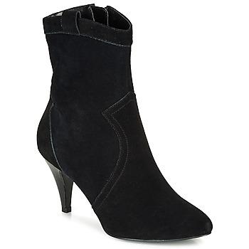 Zapatos Mujer Botines André EIKO Negro