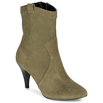 Zapatos Mujer Botines André EIKO Verde