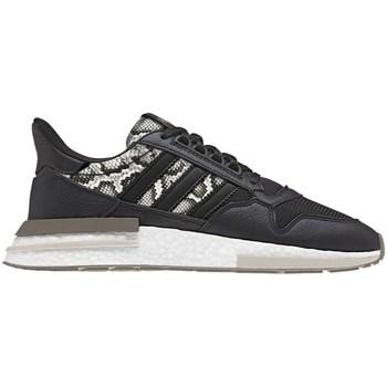 Zapatos Hombre Zapatillas bajas adidas Originals ZX 500 RM Negros