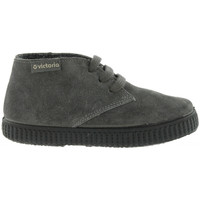 Zapatos Niños Botas de caña baja Victoria 106793 Gris