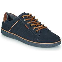 Zapatos Hombre Zapatillas bajas André ELTON Marino