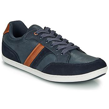 Zapatos Hombre Zapatillas bajas André ATHENES Marino
