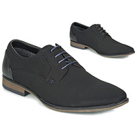 Zapatos Hombre Derbie André FYLON Negro