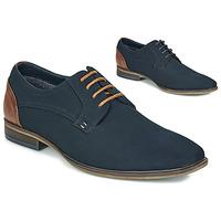 Zapatos Hombre Derbie André FYLON Marino