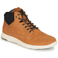 Zapatos Hombre Zapatillas altas André AVONDALE Marrón