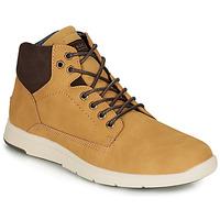 Zapatos Hombre Zapatillas altas André AVONDALE Camel