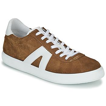 Zapatos Hombre Zapatillas bajas André GILOT Camel