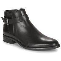 Zapatos Hombre Botas de caña baja André NORDY Negro