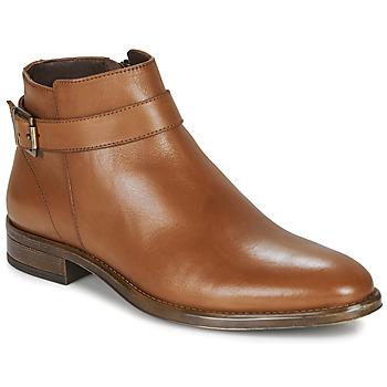 Zapatos Hombre Botas de caña baja André NORDY Cognac